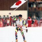 アルベールビルオリンピック萩原健司