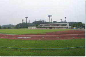 印西市松山下公園陸上競技場