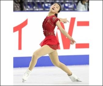 坂本花織選手が、フリースケーティングに使用している曲は『アメリ』。フランスのジャンピエールジュネ脚本の映画です。舞台はフランスパリのモンマルトル。