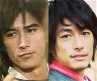 草刈民雄とディーンフジオカ-1
